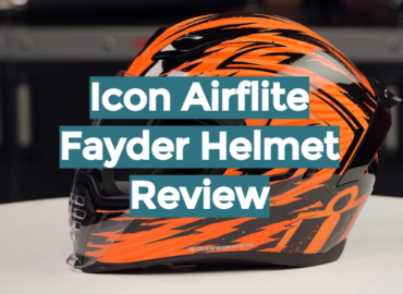 Icon Airflite Fayder Helmet Review