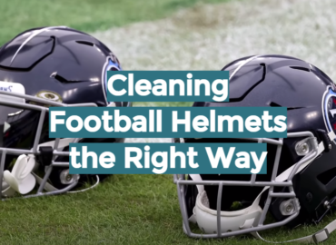 Cleaning Football Helmets the Right Way: FAQs, Tips & Tricks